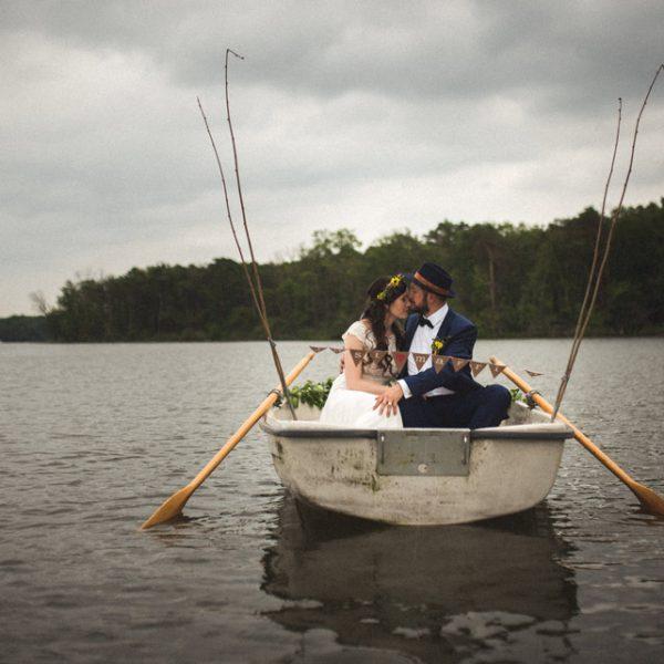 Mittsommer Midsommar Hochzeit Uckermark Himmelpfort