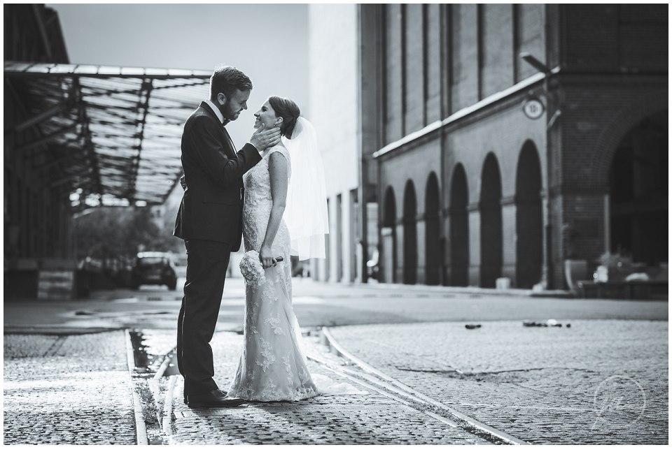 Hochzeit Berlin: Mit {Caterina & Hendrik} in der Malzfabrik