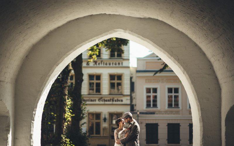Hochzeit in Schwerin