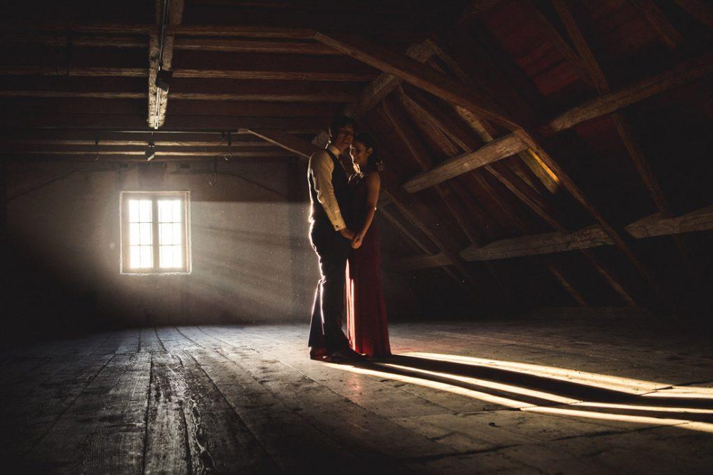 Sommer in der Schweiz: Hochzeit von {Carla & Tim}